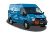 Camionnette pour grande charge utile avec crochet - 3 sièges - (cl 36)